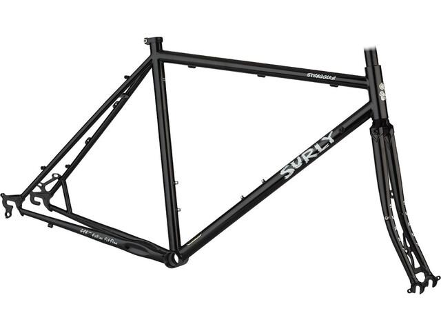 Surly Straggler Rahmenkit 700C gloss black